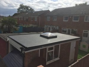 Flat Roofing in Newcastle